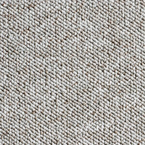 Støv bliver fanget i tæppet & hvirvler dermed ikke rundt.