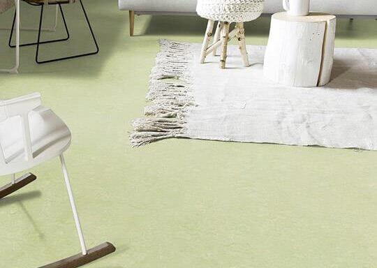 Linoleum fra Tæppe børsen-en naturlig vinder