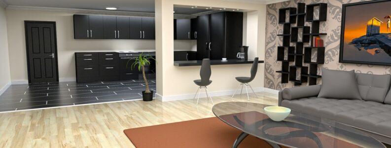 Tæppe fra Danfloor til fornuftig pris inklusiv montering