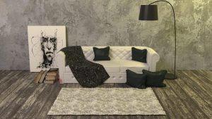 Tæppebørsen tilbyder løse tæpper. En ideelle måde til at skabe forandring i hjemmet.